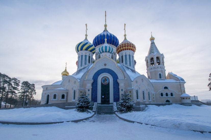 Церковь Игоря Черниговского
