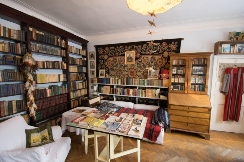 K. Chikovskiy's bedroom